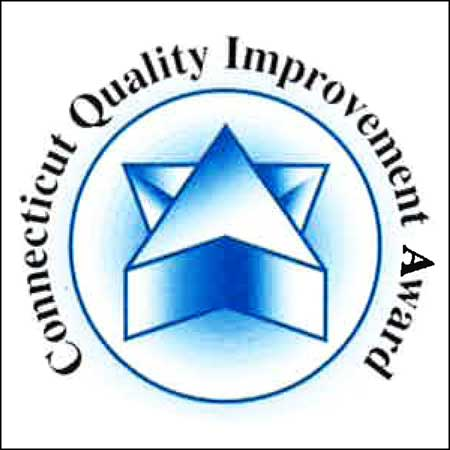 Connecticut Quality Improvement Award logo